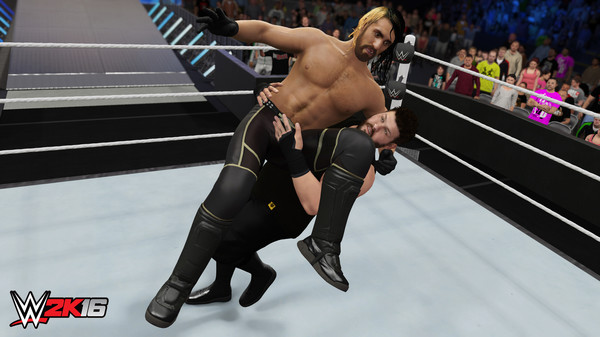 Screenshot 6 of WWE 2K16