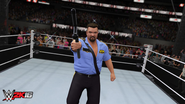 Screenshot 7 of WWE 2K16