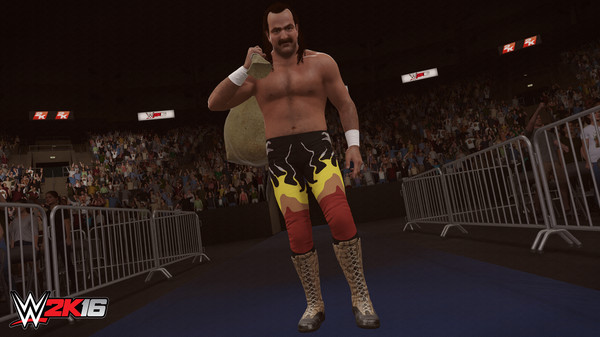 Screenshot 10 of WWE 2K16