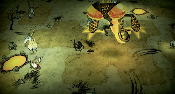 Screenshot 1 of Don't Starve Together