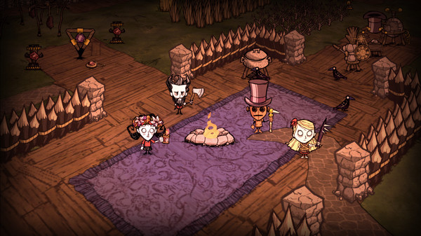 Screenshot 2 of Don't Starve Together