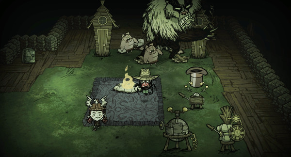 Screenshot 3 of Don't Starve Together