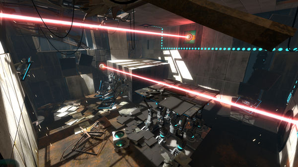Screenshot 5 of Portal 2