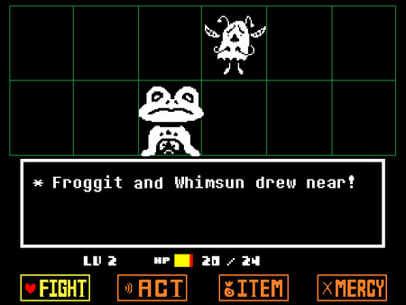 Screenshot 3 of Undertale