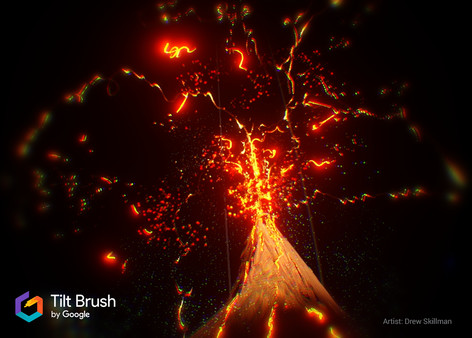 Screenshot 3 of Tilt Brush