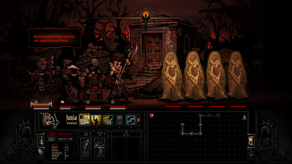Screenshot 2 of Darkest Dungeon