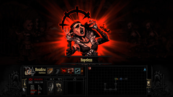 Screenshot 11 of Darkest Dungeon