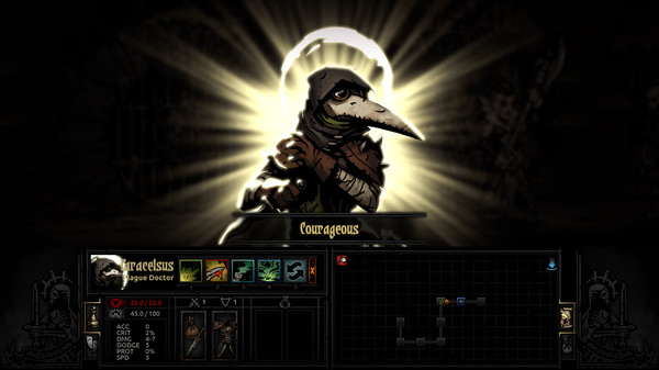 Screenshot 14 of Darkest Dungeon