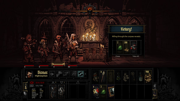 Screenshot 15 of Darkest Dungeon