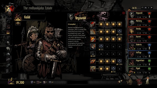 Screenshot 17 of Darkest Dungeon