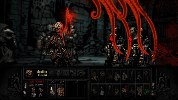 Screenshot 18 of Darkest Dungeon