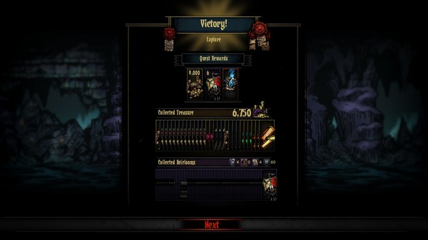 Screenshot 19 of Darkest Dungeon