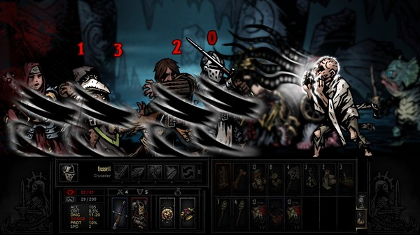 Screenshot 20 of Darkest Dungeon