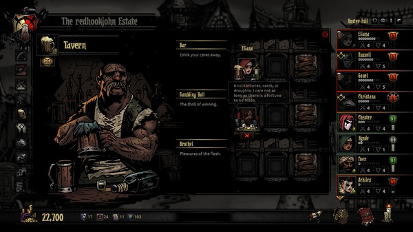 Screenshot 21 of Darkest Dungeon