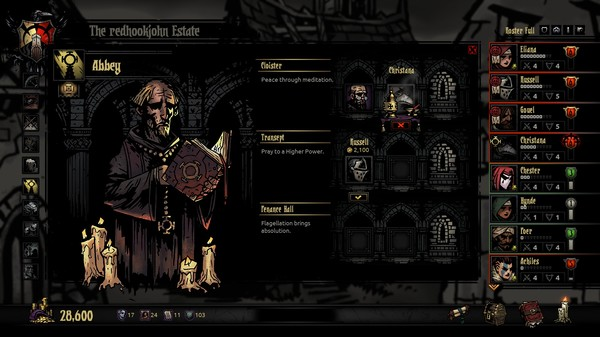 Screenshot 22 of Darkest Dungeon