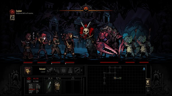 Screenshot 4 of Darkest Dungeon