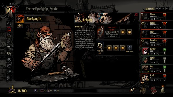Screenshot 5 of Darkest Dungeon