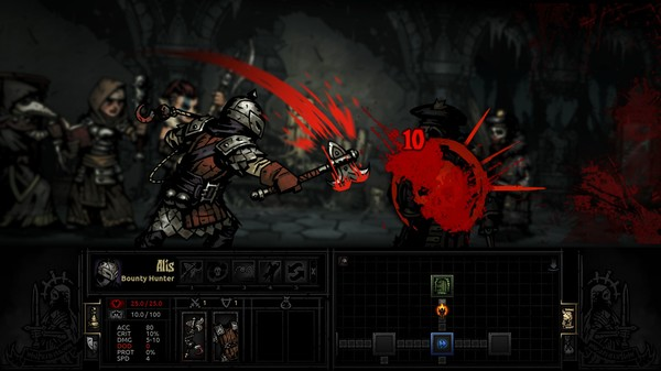 Screenshot 6 of Darkest Dungeon