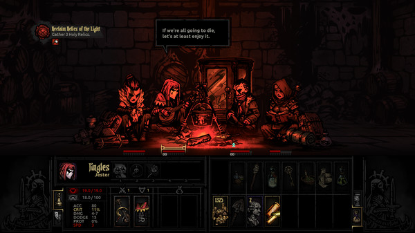Screenshot 7 of Darkest Dungeon