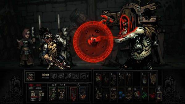 Screenshot 9 of Darkest Dungeon