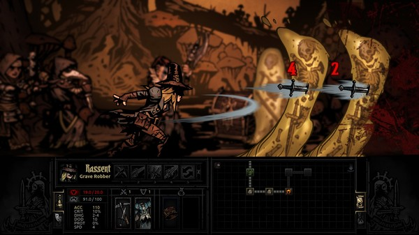 Screenshot 10 of Darkest Dungeon