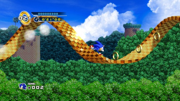 Screenshot 1 of Sonic the Hedgehog 4 - Episode I