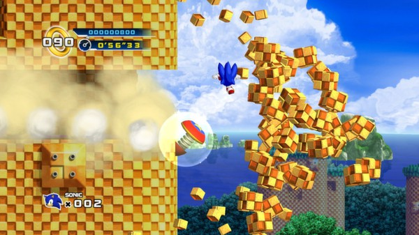 Screenshot 2 of Sonic the Hedgehog 4 - Episode I