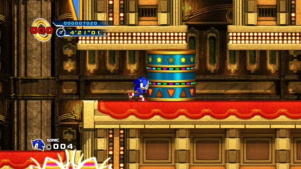 Screenshot 4 of Sonic the Hedgehog 4 - Episode I