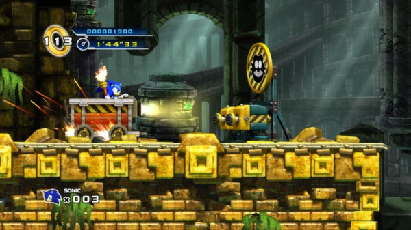 Screenshot 6 of Sonic the Hedgehog 4 - Episode I