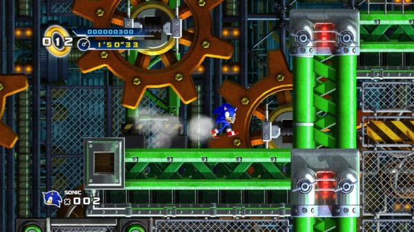 Screenshot 8 of Sonic the Hedgehog 4 - Episode I