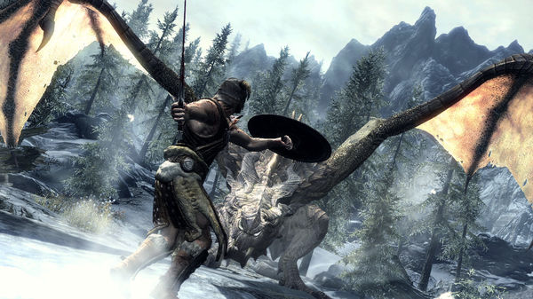 Screenshot 1 of The Elder Scrolls V: Skyrim
