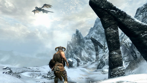 Screenshot 3 of The Elder Scrolls V: Skyrim