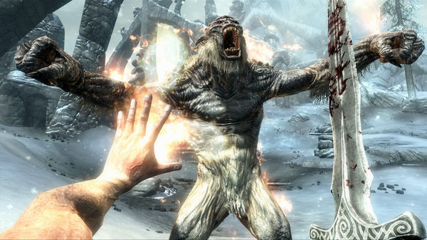 Screenshot 10 of The Elder Scrolls V: Skyrim