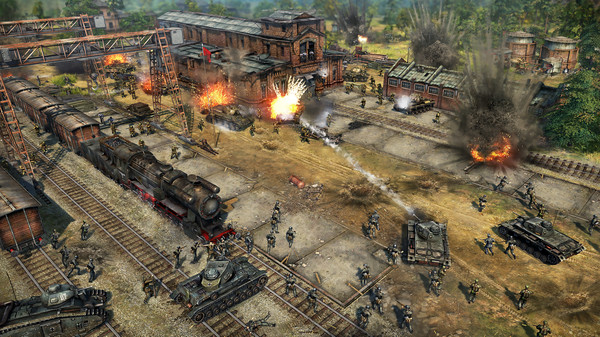 Screenshot 2 of Blitzkrieg 3
