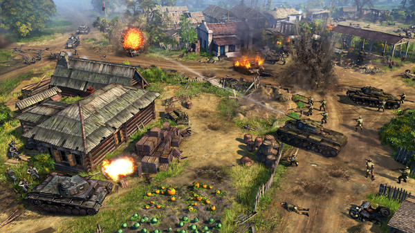 Screenshot 7 of Blitzkrieg 3
