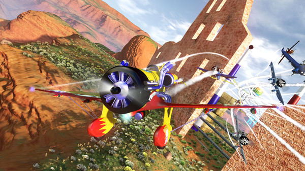 Screenshot 14 of Altitude0: Lower & Faster