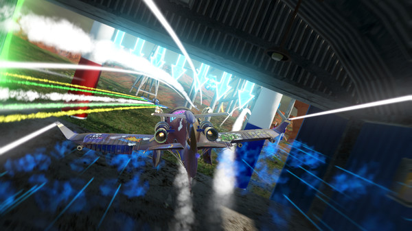 Screenshot 10 of Altitude0: Lower & Faster
