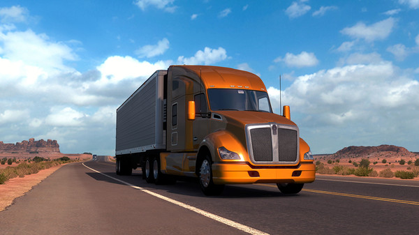 Screenshot 1 of American Truck Simulator