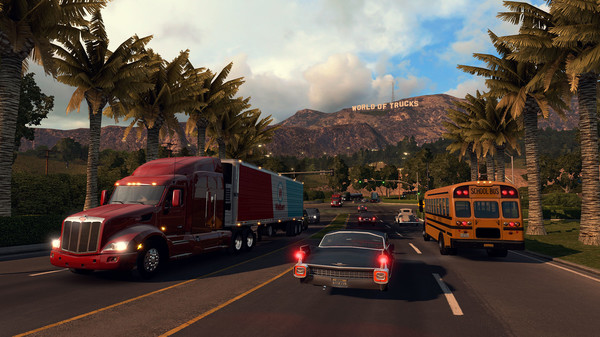 Screenshot 2 of American Truck Simulator