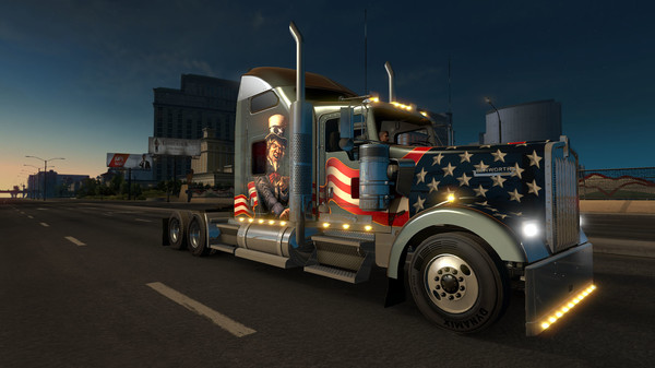 Screenshot 7 of American Truck Simulator