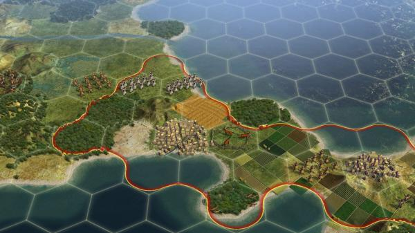 Screenshot 3 of Sid Meier's Civilization® V