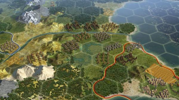Screenshot 4 of Sid Meier's Civilization® V