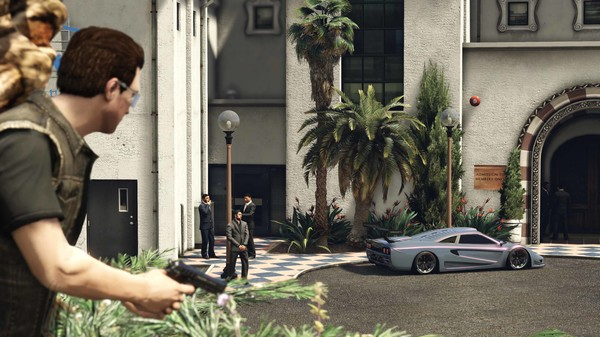 Screenshot 2 of Grand Theft Auto V