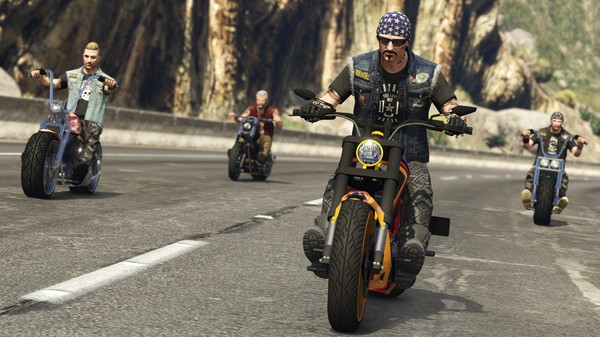 Screenshot 11 of Grand Theft Auto V