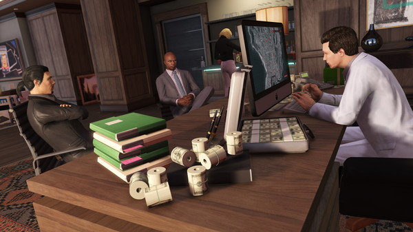 Screenshot 14 of Grand Theft Auto V