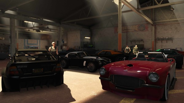 Screenshot 3 of Grand Theft Auto V