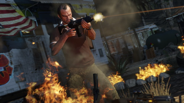 Screenshot 24 of Grand Theft Auto V