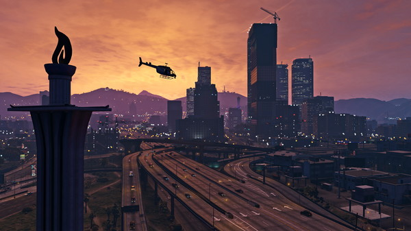 Screenshot 25 of Grand Theft Auto V