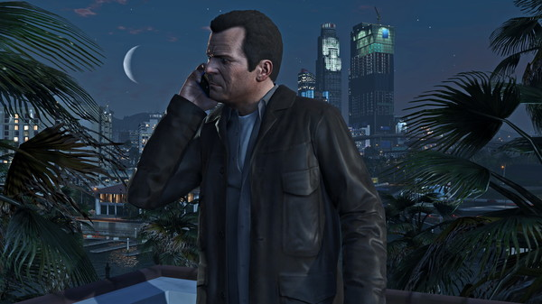 Screenshot 27 of Grand Theft Auto V