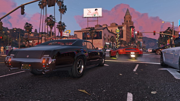 Screenshot 30 of Grand Theft Auto V